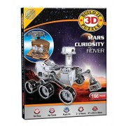 Cheatwell Games Mars Curiosity Rover Build It 3D Puzzle