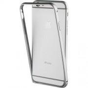 Husa Bumper Argintiu Apple iPhone 7 Plus Muvit