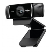 Logitech C922x Pro Stream Webcam 1080P Camera for HD Video Streaming Recording At 60Fps 960-001176
