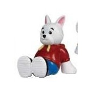 Webkinz Take It EZ Terrier Figurine [Toy]