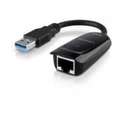 Linksys Adaptador Gigabit Ethernet USB 3.0, Blanco