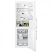 Combina frigorifica Electrolux EN3601MOW, 337 l, A++, H 184.5 cm, Alb