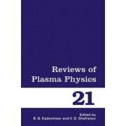 Reviews of Plasma Physics: v. 18 by Boris B. Kadomtsev