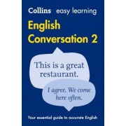 Easy Learning English Conversation by Collins Dictionaries