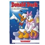 Boek met naam - Donald Duck Love