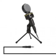Yanmai mikrofon med stativ