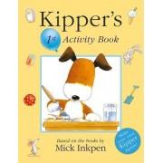 Kipper Activity: Book 1 by Mick Inkpen