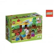 Lego duplo foresta animali 10582