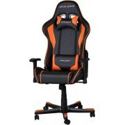 Scaun gaming DXRacer Formula negru/portocaliu
