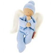 Kathe Kruse - Nickibaby Angel Doll Light Blue