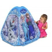 The Ninja Corporation 6831 - WD Frozen Tenda Gioco, Poliestere, Stampata su 4 Lati, 75 x 75 cm x Altezza 90 cm