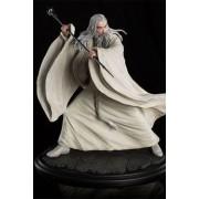 Le Hobbit La Bataille Des Cinq Armées Statuette 1/6 Saruman The White At Dol Guldur 35 Cm