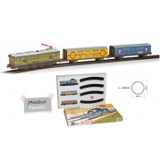 Trenulet electric marfa (colorat)