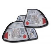 Stopuri cu LED BMW Seria 3 Sedan E46 01-02 crom