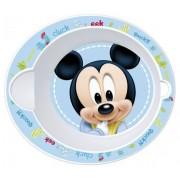 Baba mélytányér Mickey mintával