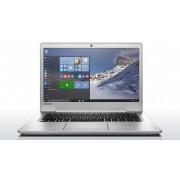 "Notebook Lenovo IdeaPad 510S, 14"" Full HD, Intel Core i5-7200U, R7 M460-2GB, RAM 8GB, SSD 512GB, Free DOS, Argintiu"