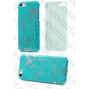 Apple iPhone 5C (калъф пластик) Butterfly Style