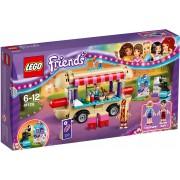 LEGO® Hotdogwagen in het pretpark (41129), »LEGO® Friends«