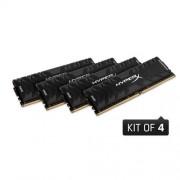 Kingston 64GB DDR4-3000MHz CL15 HyperX Predator (4x16GB) XMP