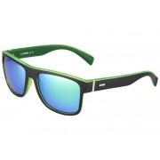 UVEX lgl 21 Okulary rowerowe zielony/czarny Okulary przeciwsłoneczne