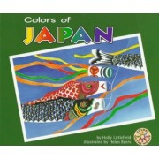 Colours of Japan by Holly Littlefield