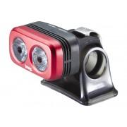 Knog Blinder Outdoor 2 Faretto anteriore a batteria LED bianco rosso Faretti anteriori a batteria