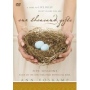 One Thousand Gifts Study Guide with DVD by Ann Voskamp
