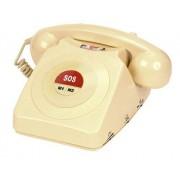 Geemarc CL64_CREAM Teléfono con memoria de marcación automática [Importado del Reino Unido]