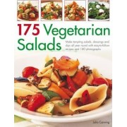 175 Vegetarian Salads by Julia Canning