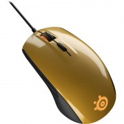 Mouse gaming SteelSeries Rival 100 Alchemy Gold
