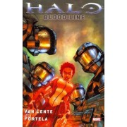 Halo: Blood Line by Fred Van Lente