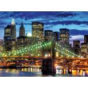 PUZZLE ORIZONTUL ORASULUI NEW YORK 1500 PIESE Ravensburger
