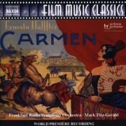 E. Halffter - Carmen ( Music For 1926.. (0747313226078) (1 CD)