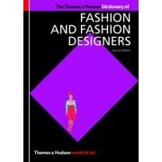 The Thames and Hudson Dictionary of Fashion and Fashion Designers by Georgina O'Hara Callan