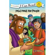 The Beginner's Bible Jesus Feeds the People by Zondervan Publishing