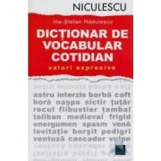 Dictionar De Vocabular Cotidian - Ilie-Stefan Radulescu
