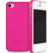Husa Arctic Cooling Ultra Slim Soft Case iPhone 4 4S - Pink