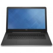 "Notebook Dell Inspiron 5759, 17.3"" Full HD Touch, Intel Core i7-6500U, R5 M335-4GB, RAM 16GB, HDD 2TB, Windows 10 Home, Silver"
