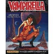 Vampirella Archives Volume 12 by Rudy Nebres