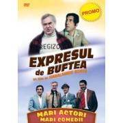Dem Radulescu,Jean Constantin,Sebastian Papaiani - Expresul de Buftea (DVD)