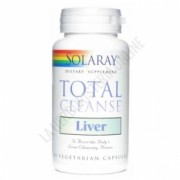 Total Cleanse Liver Solaray 60 c