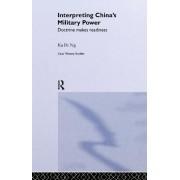 Interpreting China's Military Power by Ka Po Ng