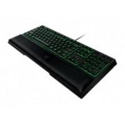 Teclado Gamer Razer Ornata LED Verde, Teclado Mecánico, Alámbrico, Negro (Inglés)