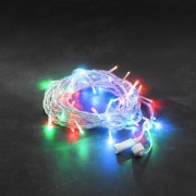 Konstsmide LED System 24V - Lichterkette bunt, 50 LEDs