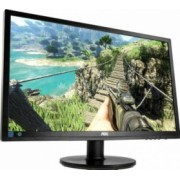 Monitor Gaming LED 24 AOC G2460FQ Full HD 144Hz 1ms GTG Negru