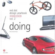 red dot design yearbook 2008/2009 Vol. 2: doing