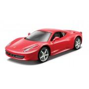 Ferrari 458 Italia - Rosu - 1:32