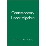 Contemporary Linear Algebra, Student Solutions Manual
