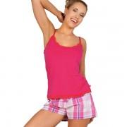 Pijama dama pantaloni scurti KEY LNS 432