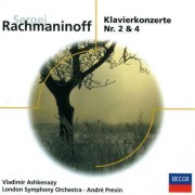 S. Rachmaninov - Piano Concertos2&4 (0028946672723) (1 CD)